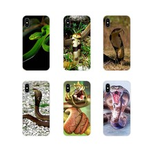 Accessories Phone Shell Covers Black Snake For Samsung A10 A30 A40 A50 A60 A70 Galaxy S2 Note 2 3 Grand Core Prime(China)