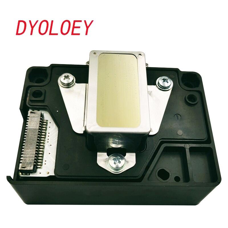 Печатающая головка F185000 для Epson ME1100 ME70 ME650 C110 C120 C10 C1100 T30 T33 T110 T1100 T1110 SC110 TX510 B1100 L1300