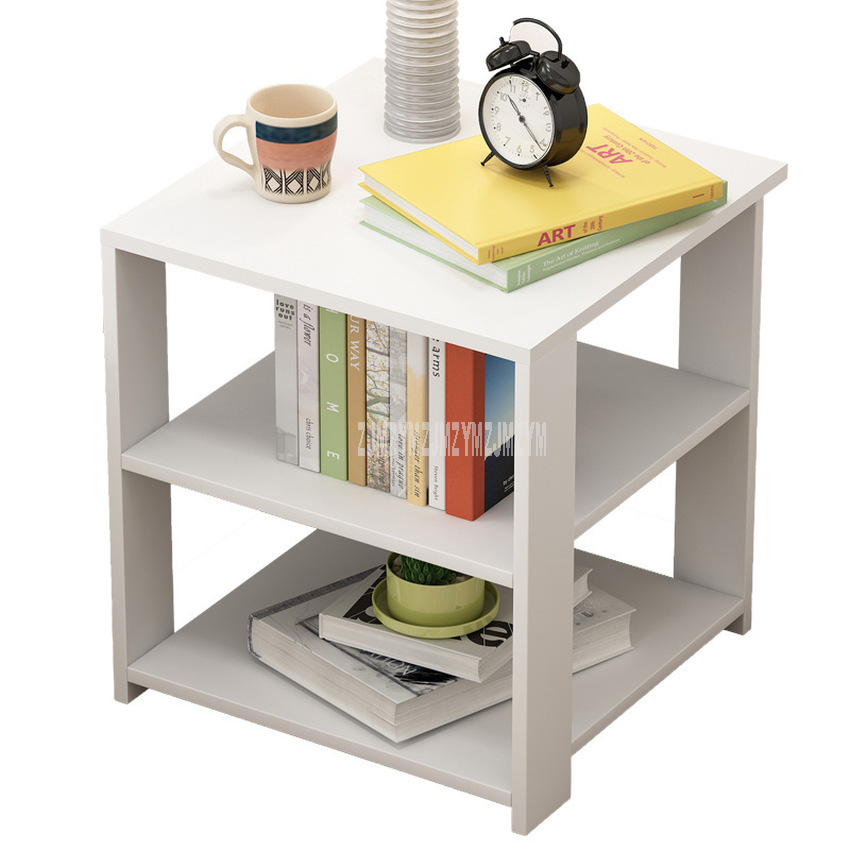 Mini Simple Modern Bedstand Wood Night Table Living Room Bedside Cabinet Bedroom Nightstand Storage Cabinet Home Furniture   - title=