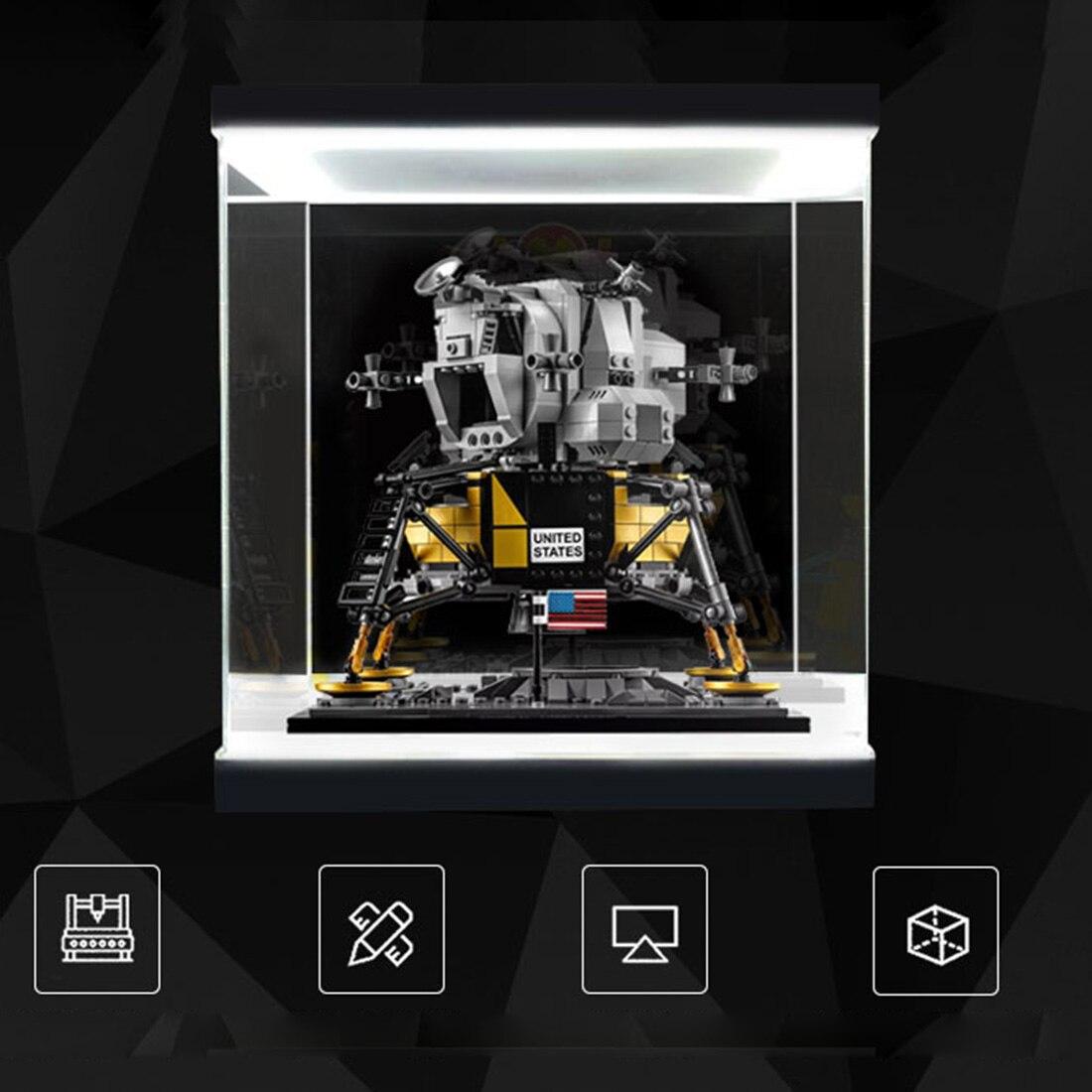 de construcao para modulo lunar 10266 02