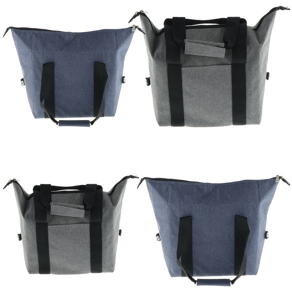 Cooler Bag Large Insulated Thermal Lunch Bag for Picnic Beach Travel Camping
