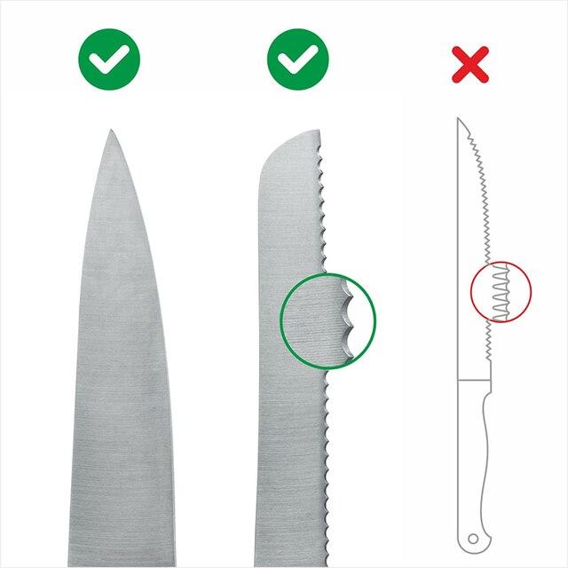 Kitchen Sharpener Safe Knife Scissors Blade Grinder Stone Knives  Sharpening Tungsten Diamond Sharpener Tool with Suction Pad 4