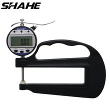 0-25 mm 0.01mm digital thickness gauge measurement for thickness of jewelry ,leather metal film
