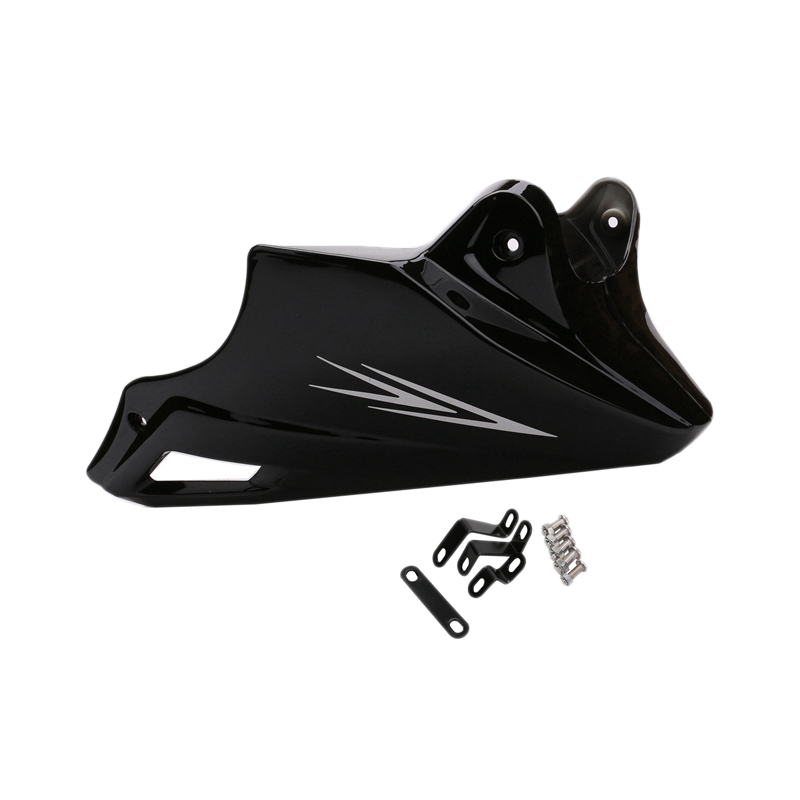 Engine Protector Guard Cover Under Cowl Lowered Low Shrouds Fairing Belly Pan For Honda MSX 125 2013 2014 2015