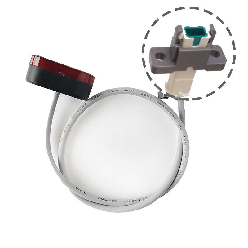 POHOVE Feu arri/ère pour scooter /électrique NINEBOT Max G30 Feu arri/ère pour trottinette /électrique Feu arri/ère LED facile /à installer