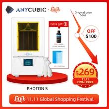 Anycubic Photon S 3d printer SLA Quick Slice 2K Scherm 405nm UV Licht Desktop impressora 3D Printer Kit UV printer impresora 3d