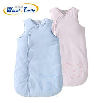 Mãe crianças sacos de dormir do bebê sacos de dormir do bebê recém-nascido sacos de dormir inverno grosso saco dormir quente