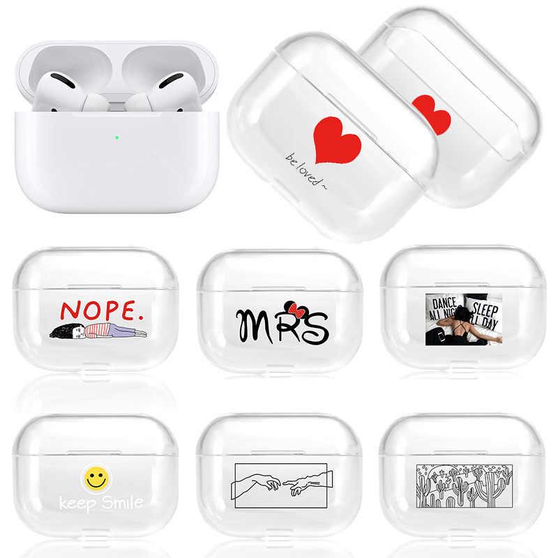 Mignon dessin animé silicone étui pour Apple AirPods Pro étui Bluetooth casque de protection couverture rigide pour AirPods Pro 3 2019 couverture