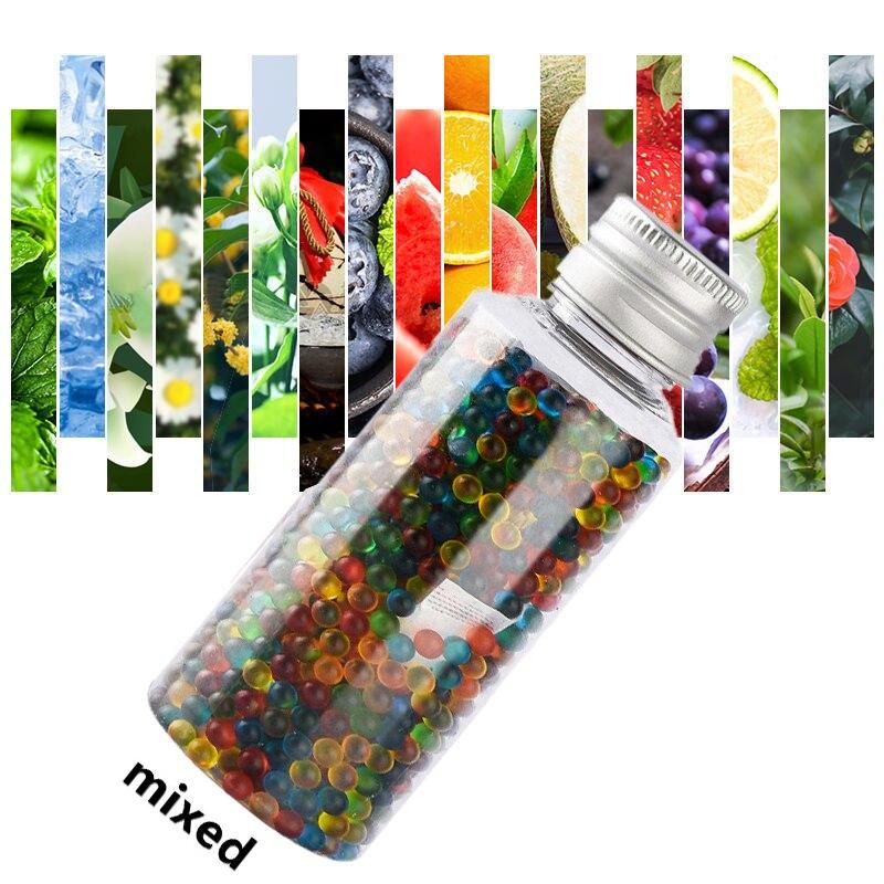 200 шт./упак. вкус сигареты хлопки бусины фруктовый аромат мятным вкусом мундштук курительных принадлежностей Для мужчин подарок мундштук