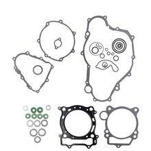 Kit complet de joint et soupape d'huile pour moto YAMAHA YZ450F, WR450F, YFZ450R, YZ 450, F, WR, 450, F, YFZ 450 R, pièces de moteur