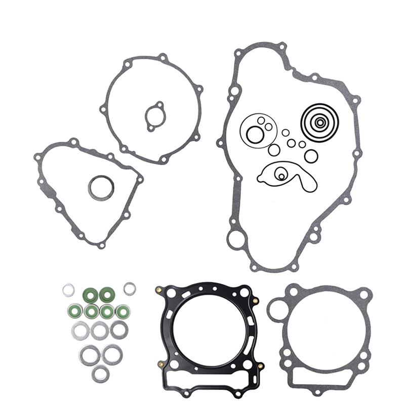 Motorcycle Engine Parts Complete Gasket & Valve Oil Seal Sets Kits For YAMAHA YZ450F WR450F YFZ450R <font><b>YZ</b></font> <font><b>450</b></font> F WR <font><b>450</b></font> F YFZ <font><b>450</b></font> R image