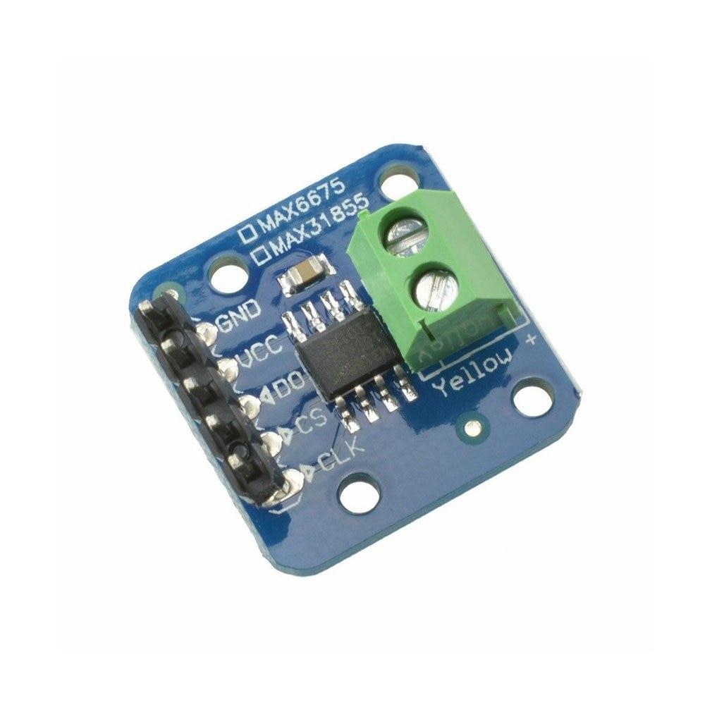 MAX31855 K Type Thermocouple Breakout Board Temperature -200C To +1350 Arduino