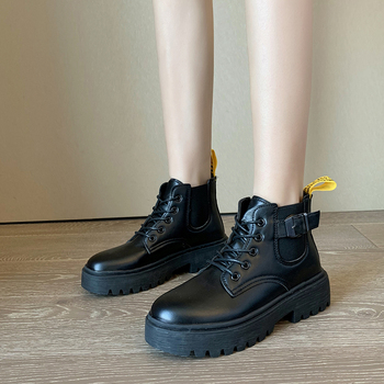 YRRFUOT Sneakers For Women  Brand Short Boots Leisure Sneaker Vulcanized Shoes New Zapatillas Mujer 2020 Casual Shoes for Women