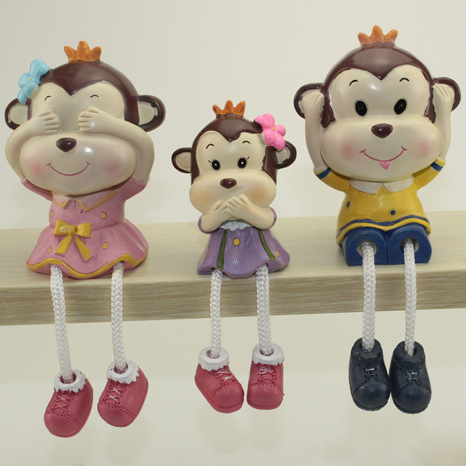 Hanging Doll Decoration 1# (2sets)