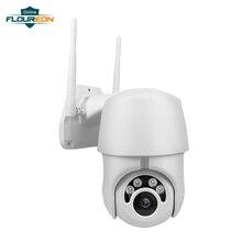 Новая камера видеонаблюдения с WiFi IP66 водонепроницаемая система видеонаблюдения 1080P HD IP камера ночного видения наружная камера видеонаблюдения