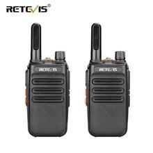 RETEVIS RB635 RB35 PMR Walkie Talkie professional PMR446 FRS Two-way Radio Flashlight Walkie-Talkie 2 pcs business talkie walkie