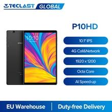 Teclast P10HD 10.1 ''Android 9,0 Tablet 1920x1200 SC9863A Octa Core 3GB RAM 32GB ROM 4G Netzwerk & Call AI Speed-up Tabletten PC GPS