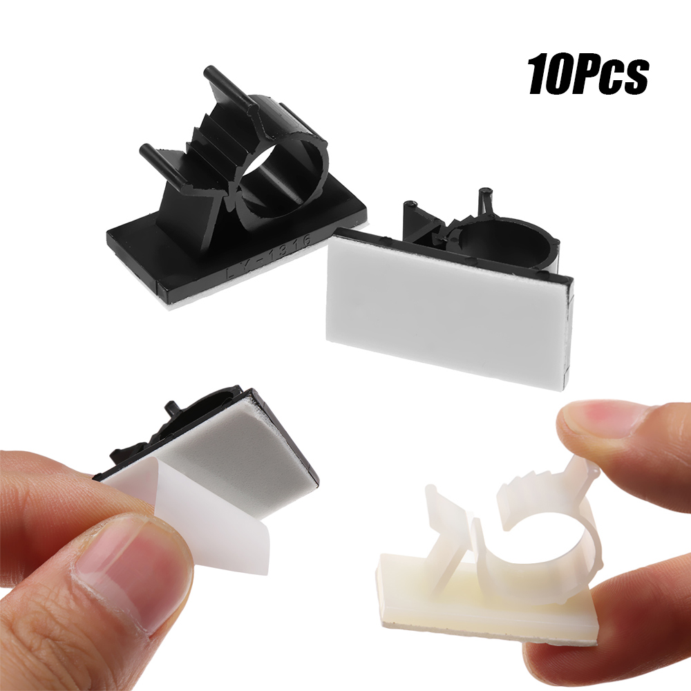 Fastener Organizer Clamp Fixer Holder Cable Clip Buckle Line Wire Management