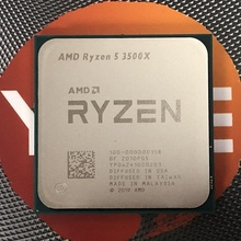 CPU Processor 100-000000158-Socket R5 Six-Thread 3500x3.6-Ghz Amd Ryzen AM4 7NM 65W New