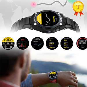 Image 3 - best selling GPS Smart Watch Men Heart Rate Monitor Blood Pressure TF Card Music mp3 Play Compass Barometer Smartwatch man woman