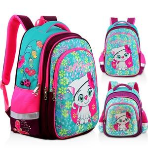 New Orthopedic Girl Backpack F