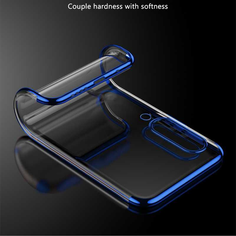 Etui na samsunga Galaxy A30 A50 A10 A20 A70 M20 A40 A20e A50s S10 S8 S9 Plus uwaga 10 A7 A8 A6 powłoka TPU miękki silikonowy pokrowiec