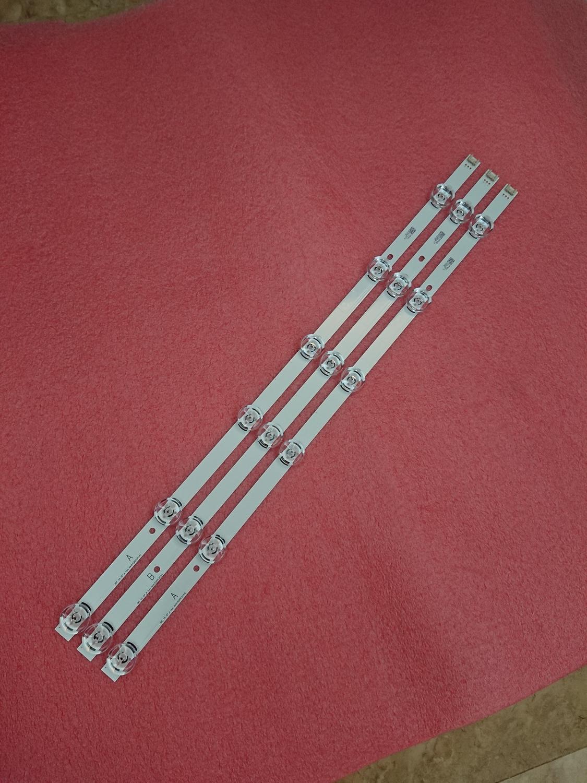 10set=30pcs DRT 3.0 32 LED Strip For LG 32LB 32LF5800 32LB5610 LGIT A B UOT_A B WOOREE A B 6916L-1974A 1975A 6916L-2223A 2224A