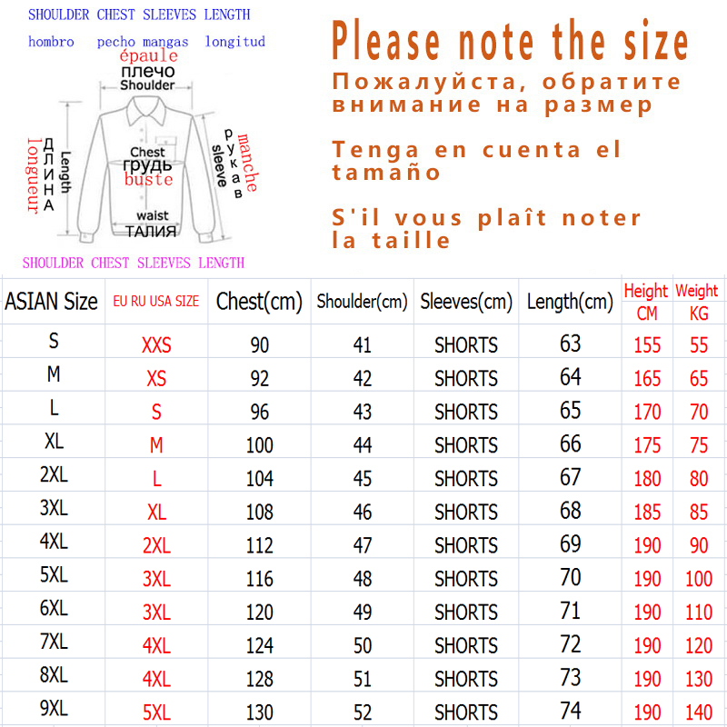 Fashion Half Short Sleeves Fashion O NECK Print T-shirt Men's Cotton 2020 Summer Clothes TOP TEES Tshirt Plus Asian Size M-5X. 5