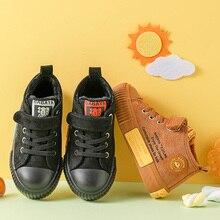 Winter Shoes Snow-Boots Babaya Girls Plush Children New Velvet