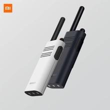 Xiaomi Beebest Smart Walkie talkie 1-5 км вызов 16 каналов анти-помех длительный режим ожидания ручной смартфон