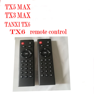 Image 4 - Tanix Tx6 Remote control for Android tv box tanix Tx5 max TX3 MAX Mini Tx6 TX92 android allwinner H6 Replacement Remote Control
