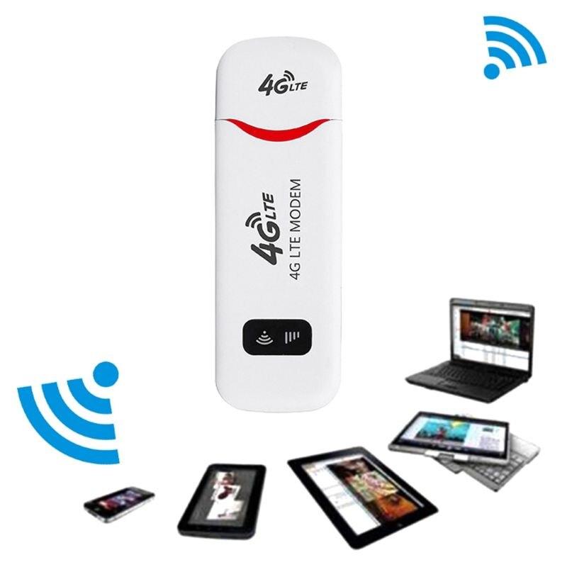 3G WCDMA 4G FDD LTE usb wifi router modemu adapter sieci Dongle kieszonkowy hotspot wifi Wi-Fi routery 4G bezprzewodowy Modem