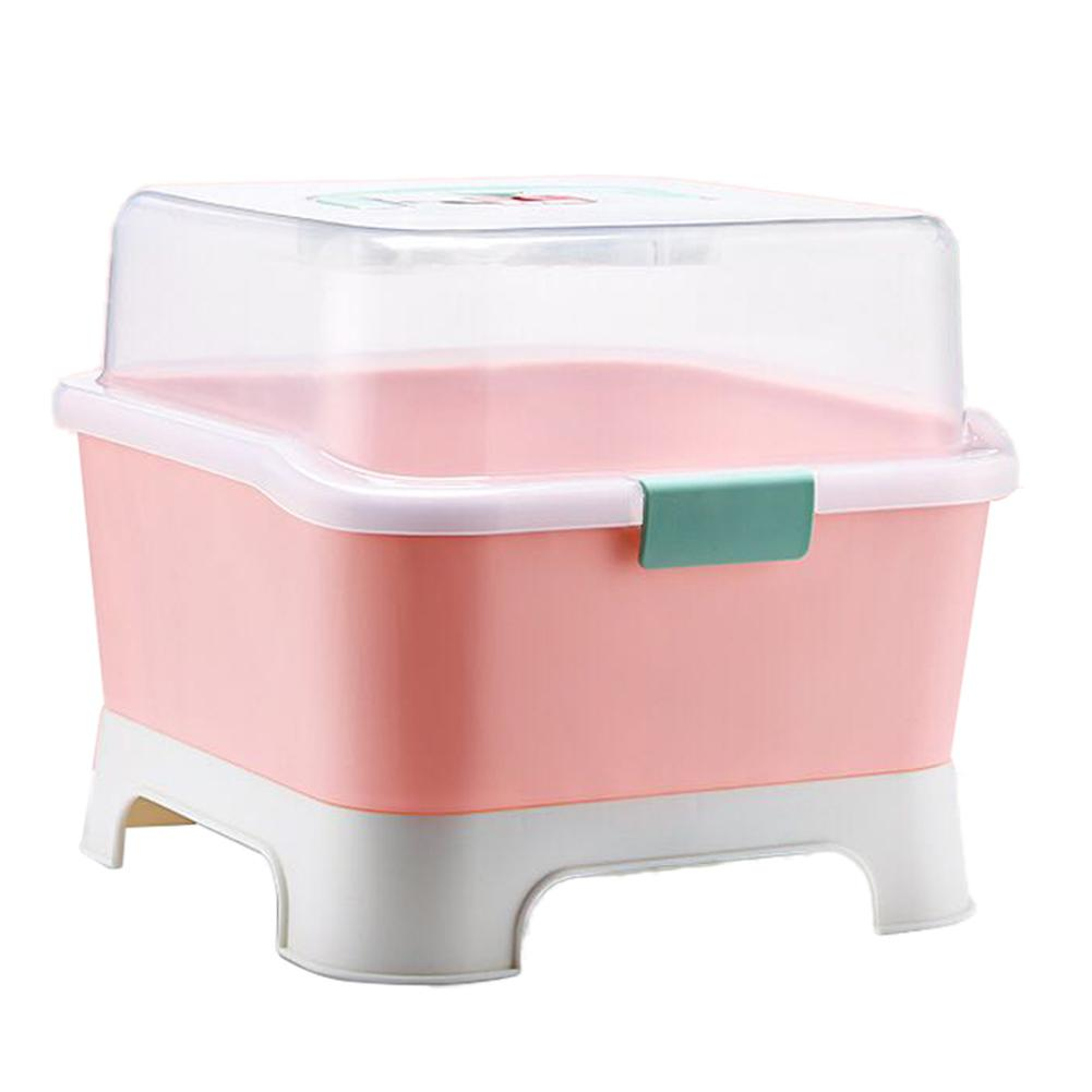 Maternal Child Supplies Baby Food Bottle Storage Box Container Children Cutlery Storage Case Infants Feeding Box For Newborn