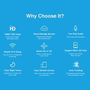 Image 5 - FREDI 1080P Cloud IP Camera Intelligent Auto Tracking Surveillance Camera Home Security Wireless WiFi CCTV Camera With Net Port