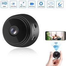 1080P A9 Mini kamera Wifi bezprzewodowa akcja inteligentne bezpieczeństwo w domu kamera P2P mikrokamera wideorejestrator Remote Casa Inteligent