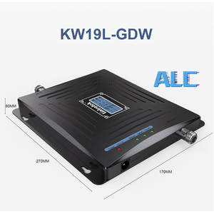 Image 4 - Lintratek LCD Mobile Signal Booster 900MHz 1800MHz 2100MHz W CDMA Repetidor GSM 2G 3G 4GLTE Triple Band Cell Phone Amplificador.