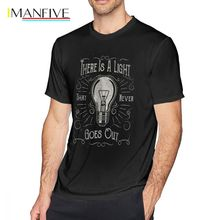 Madonna T-Shirt Men Letter Print ITALIANS DO IT BETTER Male Casual T Shirt 100 Cotton Shirts Printed Basic Music Tee