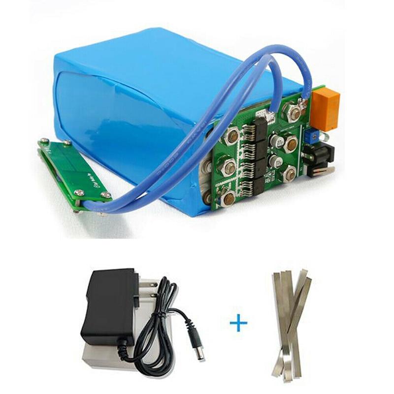 Portable Handheld Battery Box Assembly DIY Mini Spot Welder Welding Soldering Machine 18650 Batteries Welding Machine Accessory