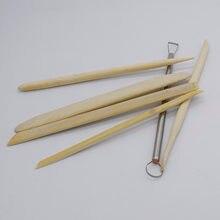 Скульптурные керамические инструменты 6 шт искусство полимерная