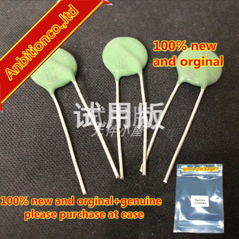 10pcs 100% New And Orginal Thermistor SCK15473 SCK473 47D-15 47R 3A 15MM In Stock