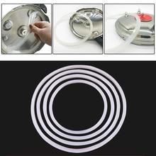 Уплотнительное кольцо для скороварки, Сменное уплотнительное кольцо из силиконовой резины для электрической скороварки, запчасти для кухонных инструментов