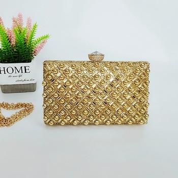 2020 new trend creative purses women rhinestone clutch bag fashion trend party evening bags ladieswedding bag 1