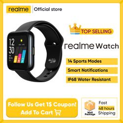 realme Watch Smart Watch 1.4