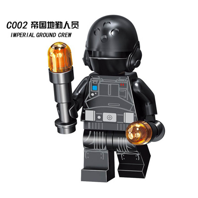 Star Wars legoing Lord Building Blocks bricks toys 5
