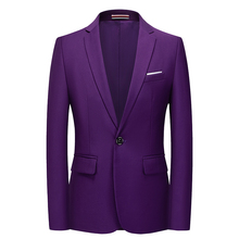 Coat Formal-Weddin Suit Blazer Jackets Male Classic Dress Clothing Mendesign Men's Hombre