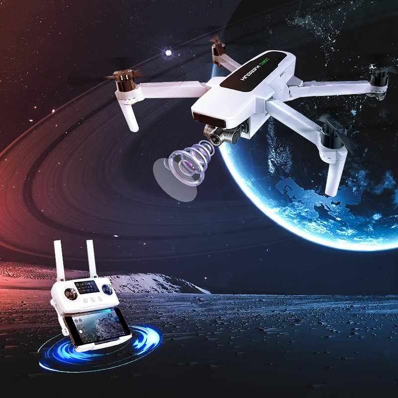 في المخزون الأصلي Hubsan Zino 2 LEAS 2.0 الطائرة بدون طيار لتحديد المواقع 8 كجم 5G واي فاي FPV مع 4K 60fps UHD كاميرا 3-محور Gimbal أجهزة الاستقبال عن بعد طائرات بدون طيار