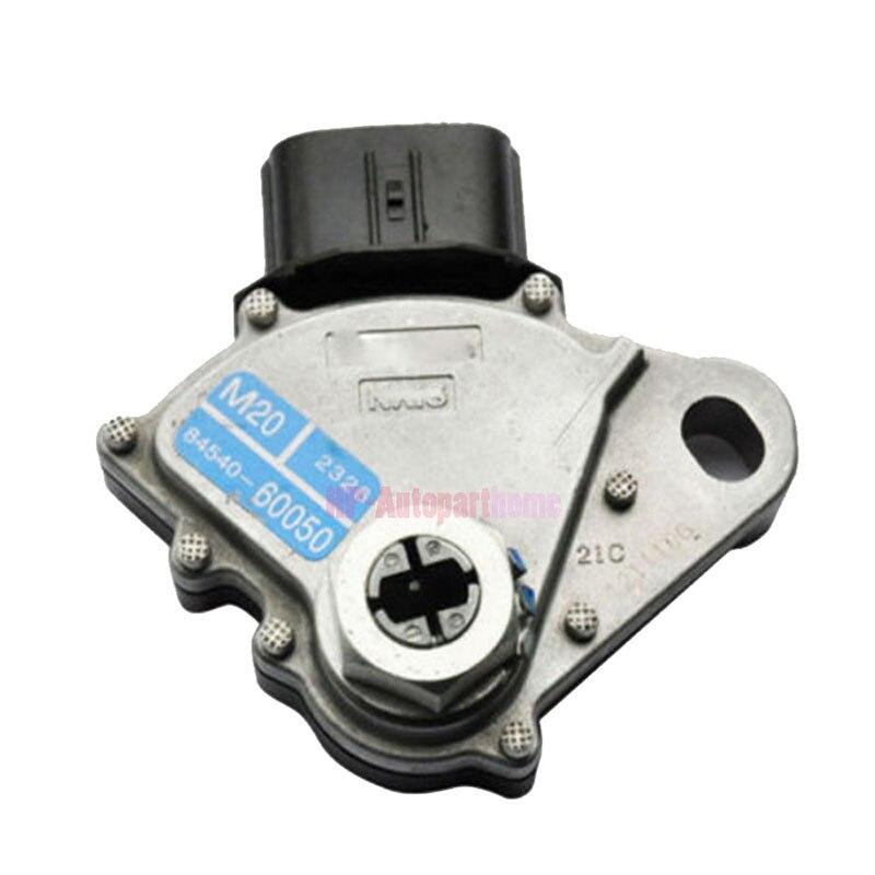 Interrupteur de sécurité neutre d'origine 84540-60050 pour Toyota Land Cruiser Lexus LX570 GX460 84540 60050 8454060050