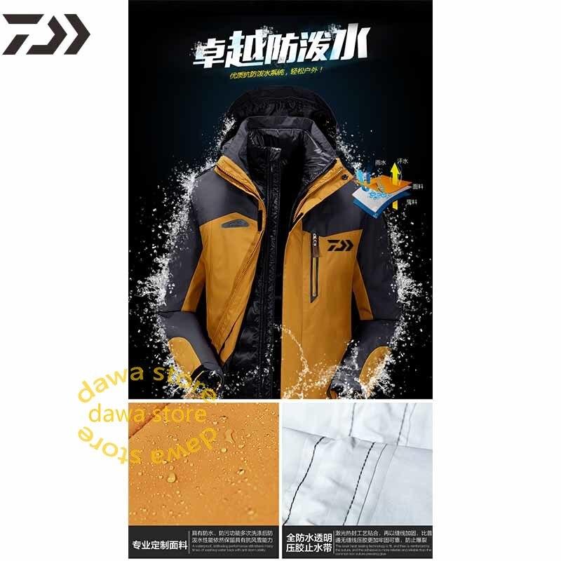 daiwa roupas jaqueta de pesca inverno dos 02