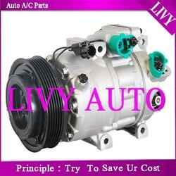 Sprężarka klimatyzacji dla KIA SORENTO 3.5L V6 2011 2012 178314 471-6043