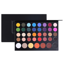 39 Colors Eyeshadow Makeup Palette Color Studio Professional Pigments Shimmer Matte Nude Cosmetics